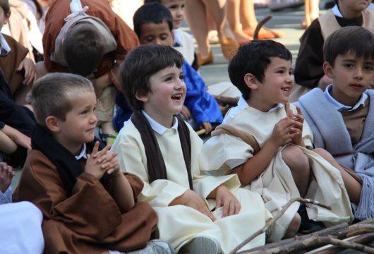 Presentación Villancicos Pre Kinder y Kinder