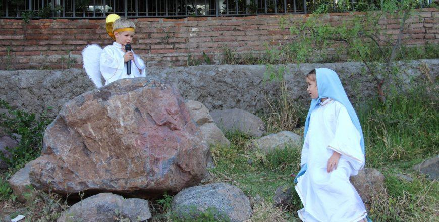 Presentación Villancicos Pre Kinder yKinder