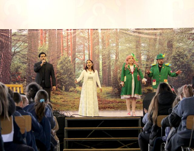Día de Santa Cecilia y Festival Interno
