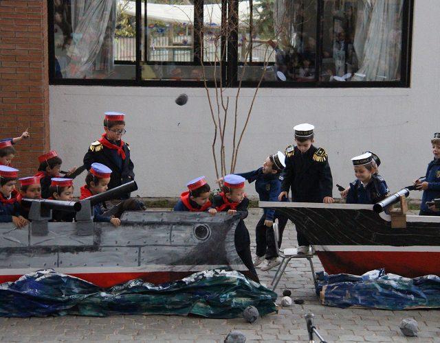 Combate Naval Prebásico