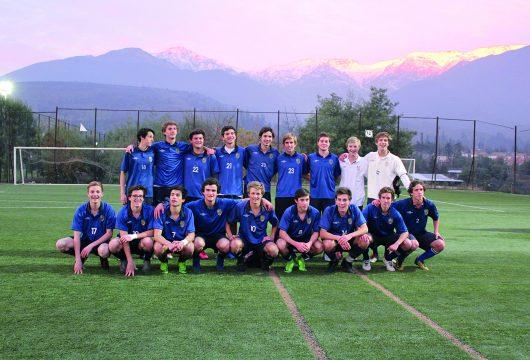 Final Torneo UC Fútbol Categoría Superior
