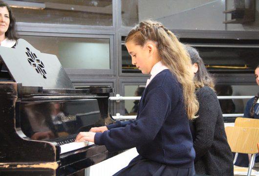 Presentación Academia de Piano