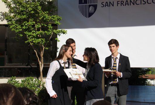 Premiación Concurso Literario